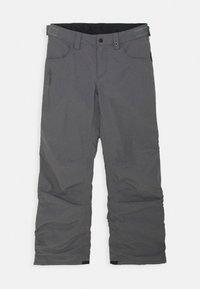 Burton - BARNSTORM UNISEX - Zimní kalhoty - castlerock - 0