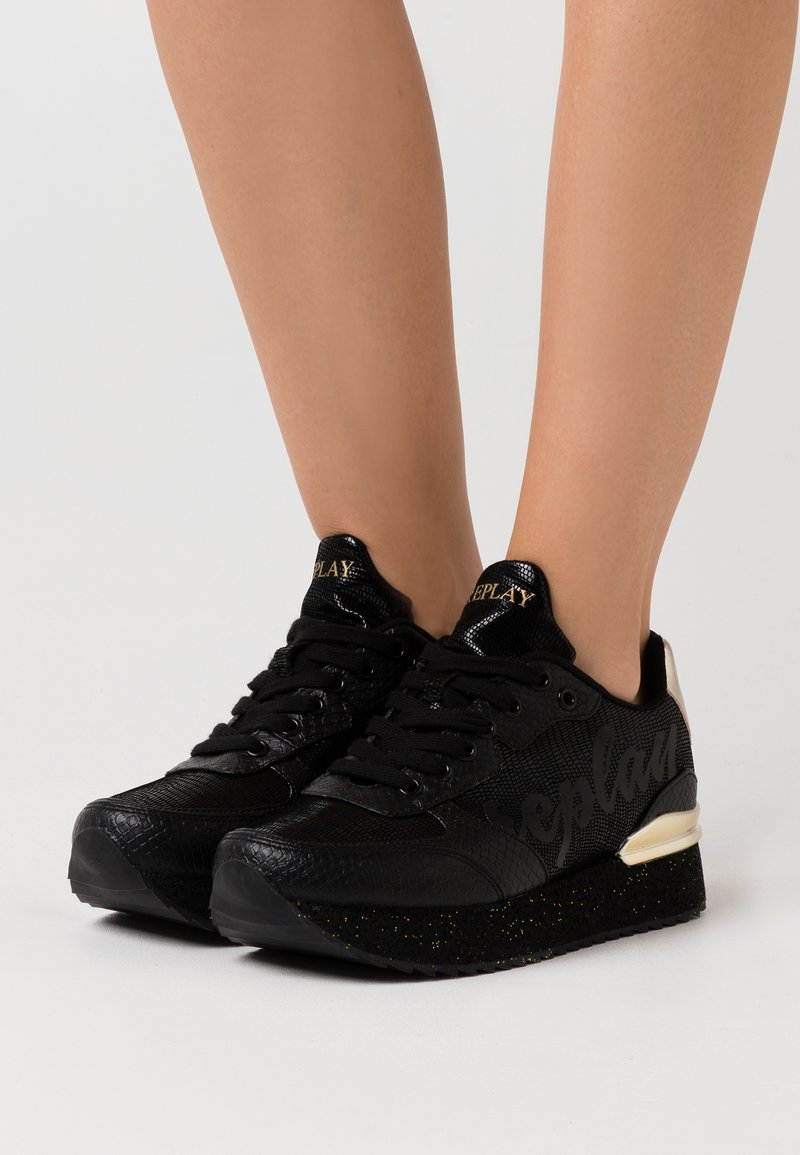 Replay - PENNY ROPER - Trainers - black