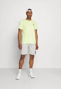 Redefined Rebel - ANDRÉ - Shorts - light grey melange - 1