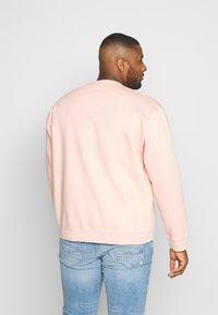 Common Kollectiv - PLUS FLASH - Bluza - dusty pink - 2