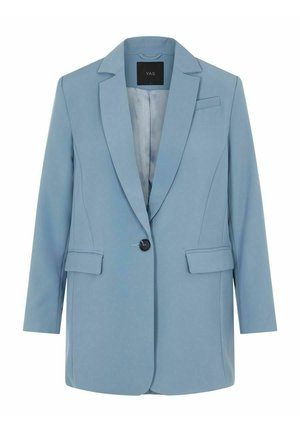 Short coat - dusk blue