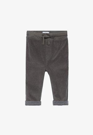 MORITZ - Trousers - šedá
