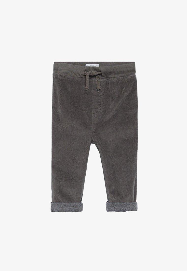 Mango - MORITZ - Trousers - šedá
