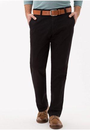 STYLE JIM - Straight leg jeans - black