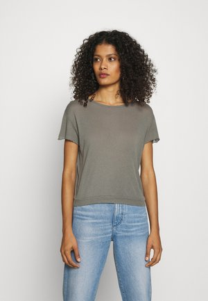 MASSACHUSETTS - T-shirt basic - fumee vintage