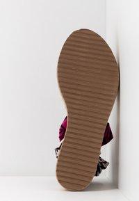 Public Desire - FRESCA - Platform sandals - multicolor - 6