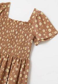 DeFacto - REGULAR FIT - Day dress - yellow - 2