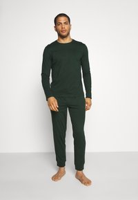Pier One - Pyjama set - dark green - 0