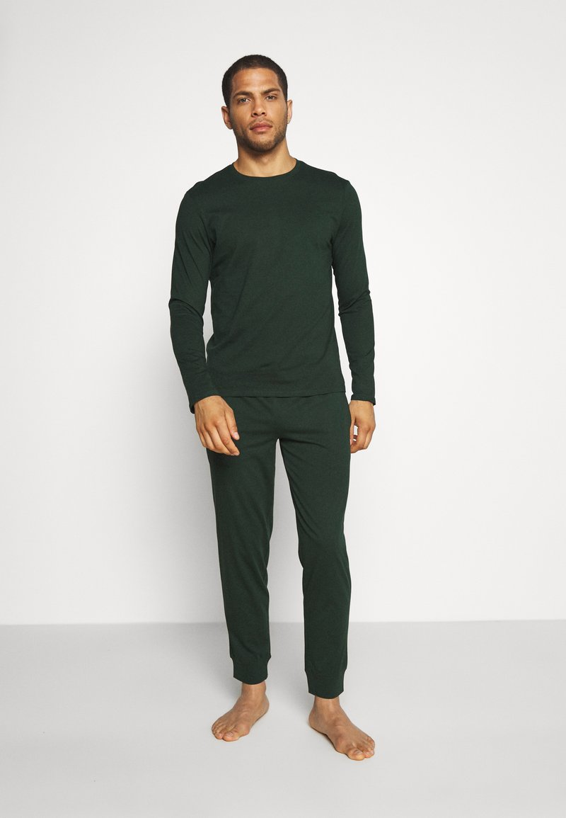 Pier One - Pyjama set - dark green