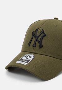 '47 - MLB NEW YORK YANKEES SNAPBACK UNISEX - Czapka z daszkiem - sandalwood - 3