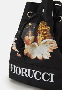 Fiorucci - ANGELS POUCH BAG - Torebka - black - 4