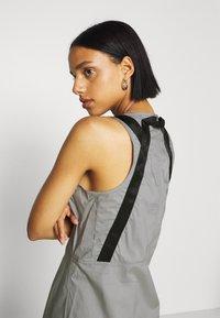 G-Star - UTILITY DRESS - Robe d'été - charcoal - 3