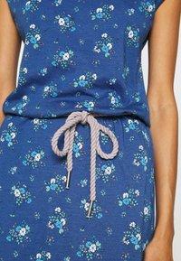 Ragwear - TAMY - Žerzejové šaty - blue - 4