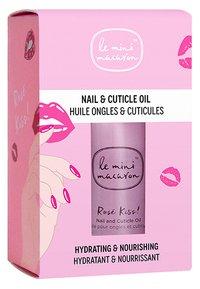 Le Mini Macaron - ROSÉ ROC NAIL & CUTICLE OIL - Nail treatment - light pink - 2