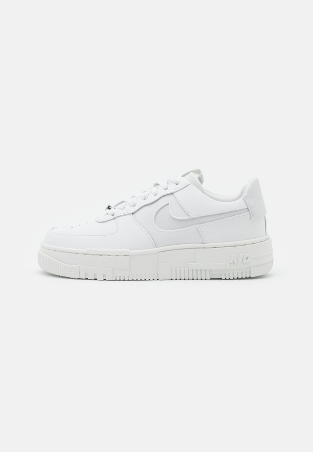 AIR FORCE 1 PIXEL - Zapatillas - summit white/photon dust