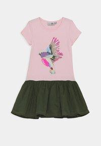happy girls - Žerzejové šaty - rose - 0
