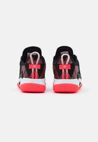 Jordan - ONE TAKE II - Chaussures de basket - black/bright crimson/white - 2