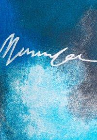 Mennace - TIE DYE UNISEX - Tracksuit bottoms - blue - 6
