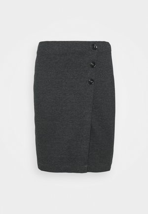 SKIRT - Pencil skirt - grey blue