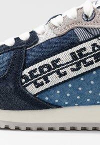 Pepe Jeans - TINKER TAPE WOMAN - Zapatillas - dark denim - 2