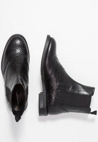 Vagabond - AMINA - Støvletter - black - 3