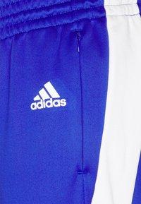adidas Performance - COLORBLOCK - Tracksuit - orbit violet/bold blue/white - 5