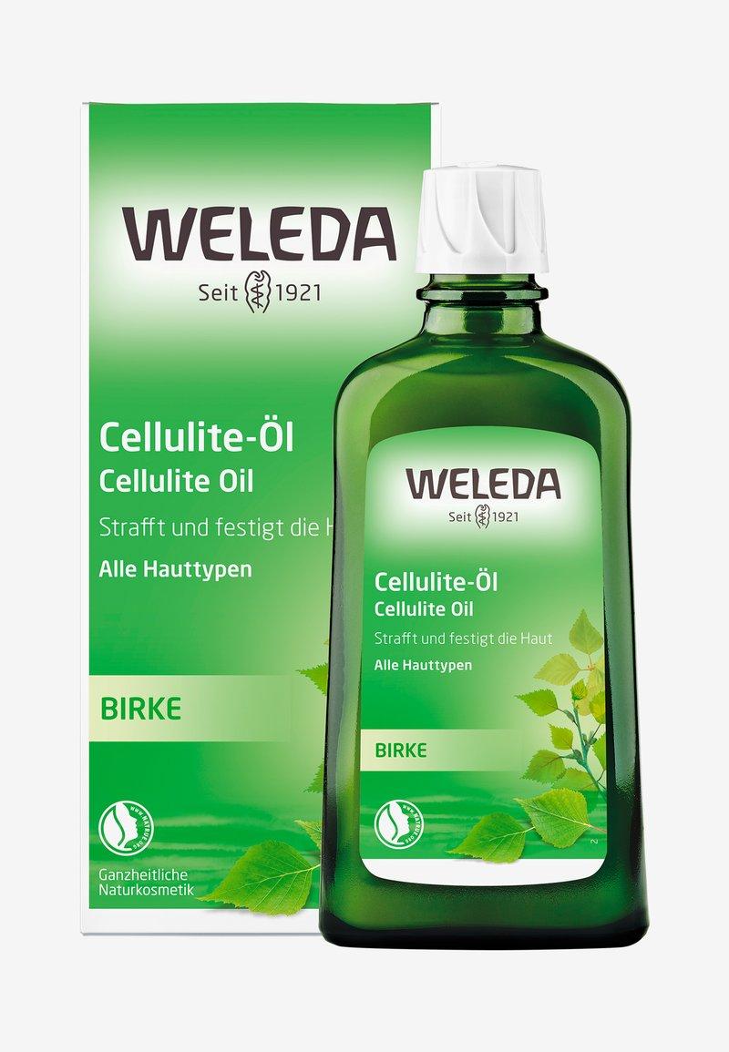 Weleda - BIRCH CELLULITE OIL - Body oil - -