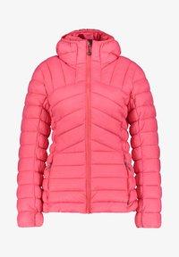 "Meru - MERU DAMEN STEPPJACKE ""HAWERA"" - Outdoor jacket - pink (315) - 0"