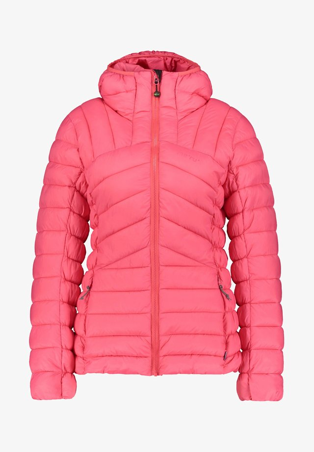 "MERU DAMEN STEPPJACKE ""HAWERA"" - Outdoor jacket - pink (315)"