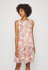comma - KURZ - Day dress - multi-coloured - 0