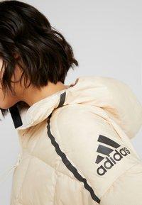 adidas Performance - Z.N.E. DOWN JACKET - Winter jacket - sand - 5