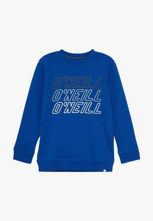 CREWS ALL YEAR  - Sweatshirt - surf blue