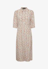 Soaked in Luxury - Shirt dress - whisper white splash print - 4