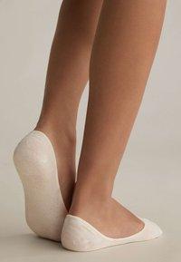 OYSHO - 3 PAIRS - Socks - white - 1