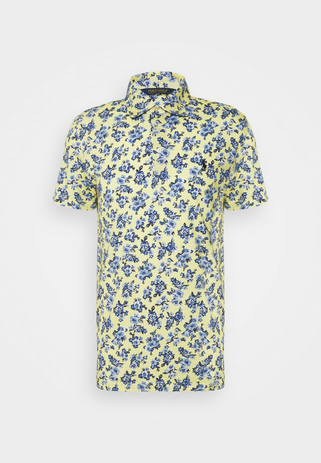 SHORT SLEEVE - Polotričko - bristol yellow