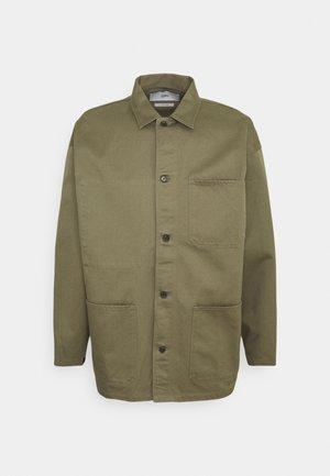 ATELIER JACKET - Summer jacket - pale khaki