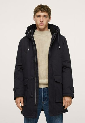 KYOTO - Winter coat - nachtblau