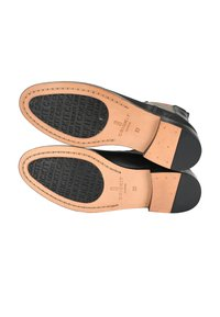 Crickit - CHELSEA BOOT SUVI MIT STREIFEN UND HERZCHEN - Classic ankle boots - schwarz - 5