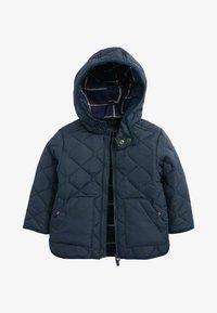 Next - SMART QUILTED  - Light jacket - dark blue - 0