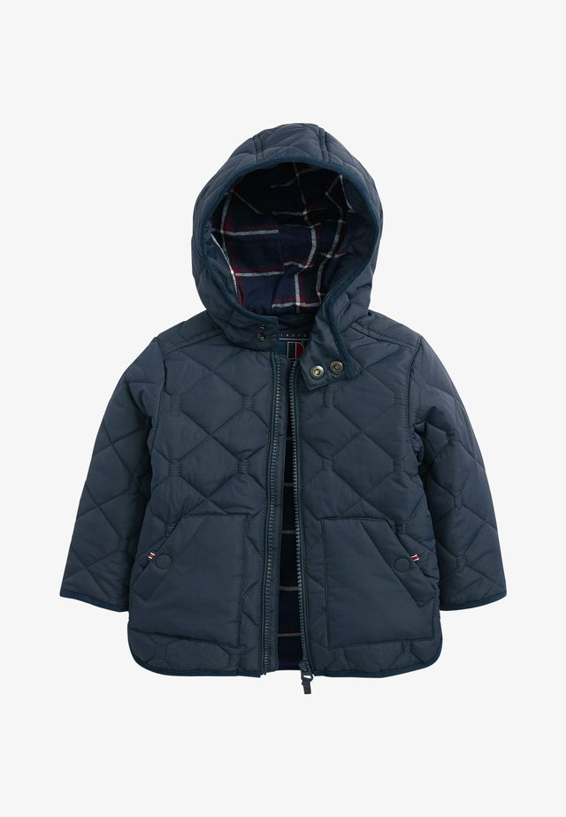 SMART QUILTED  - Allvädersjacka - dark blue