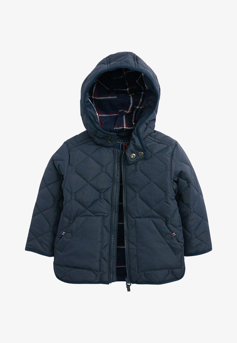 Next - SMART QUILTED  - Light jacket - dark blue