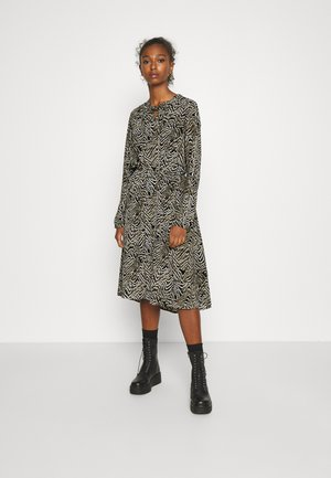 ONLNOVA LUX MIRANDA DRESS - Košilové šaty - kalamata