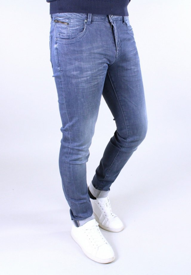 Jeans Skinny Fit - blue smoke