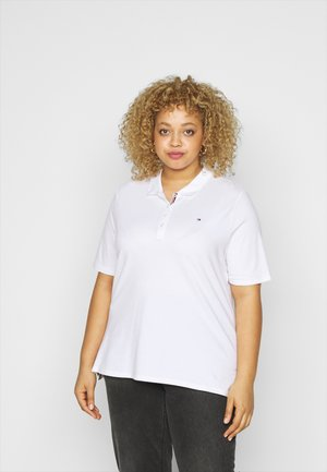 ESSENTIAL - Polo - white