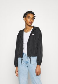 Fila - EARLENE JACKET - Windbreaker - black - 0