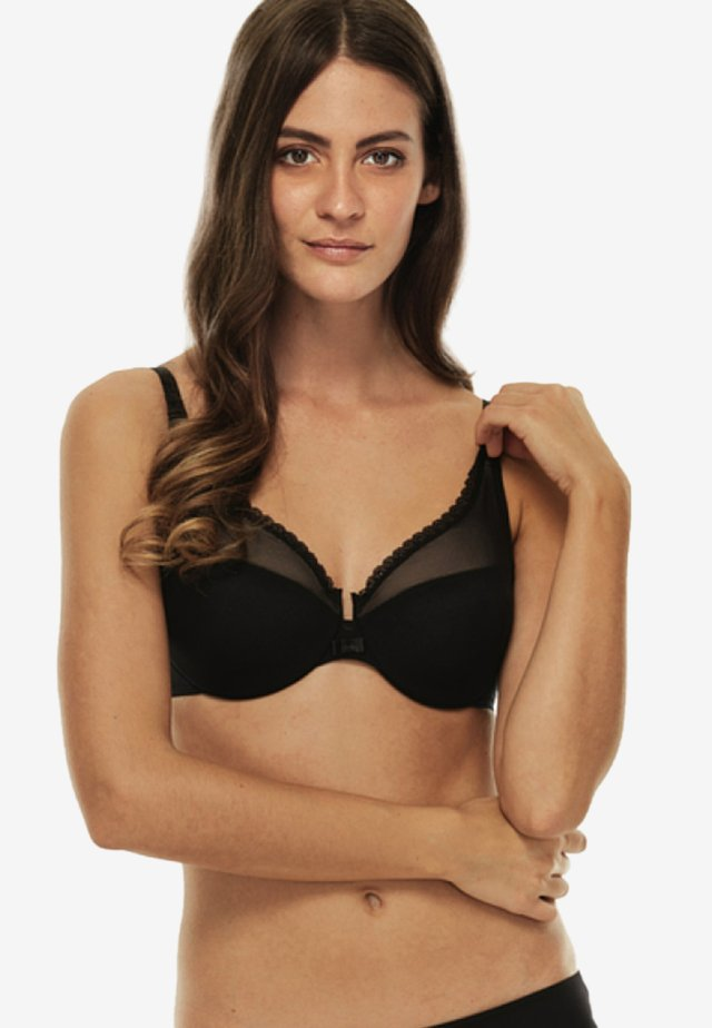 TONIC LIFT - Reggiseno con ferretto - black