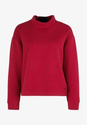 Sweater - rio red