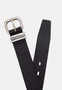 Strellson - BELT - Belt - black - 1