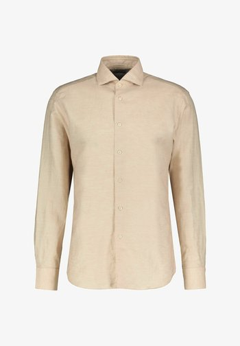 MODERN FIT  - Formal shirt - taupe