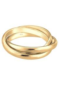 Elli - TRIO BASIC - Ring - gold-coloured - 4